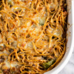 Vegetarian Baked Spaghetti Recipe – Build Your Bite