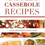 Vegetarian Casserole Recipes | Seasons, A Well And Enchiladas