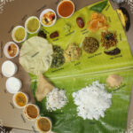 Vegetarian Meals In Tamil Nadu Traditionally Served On A …