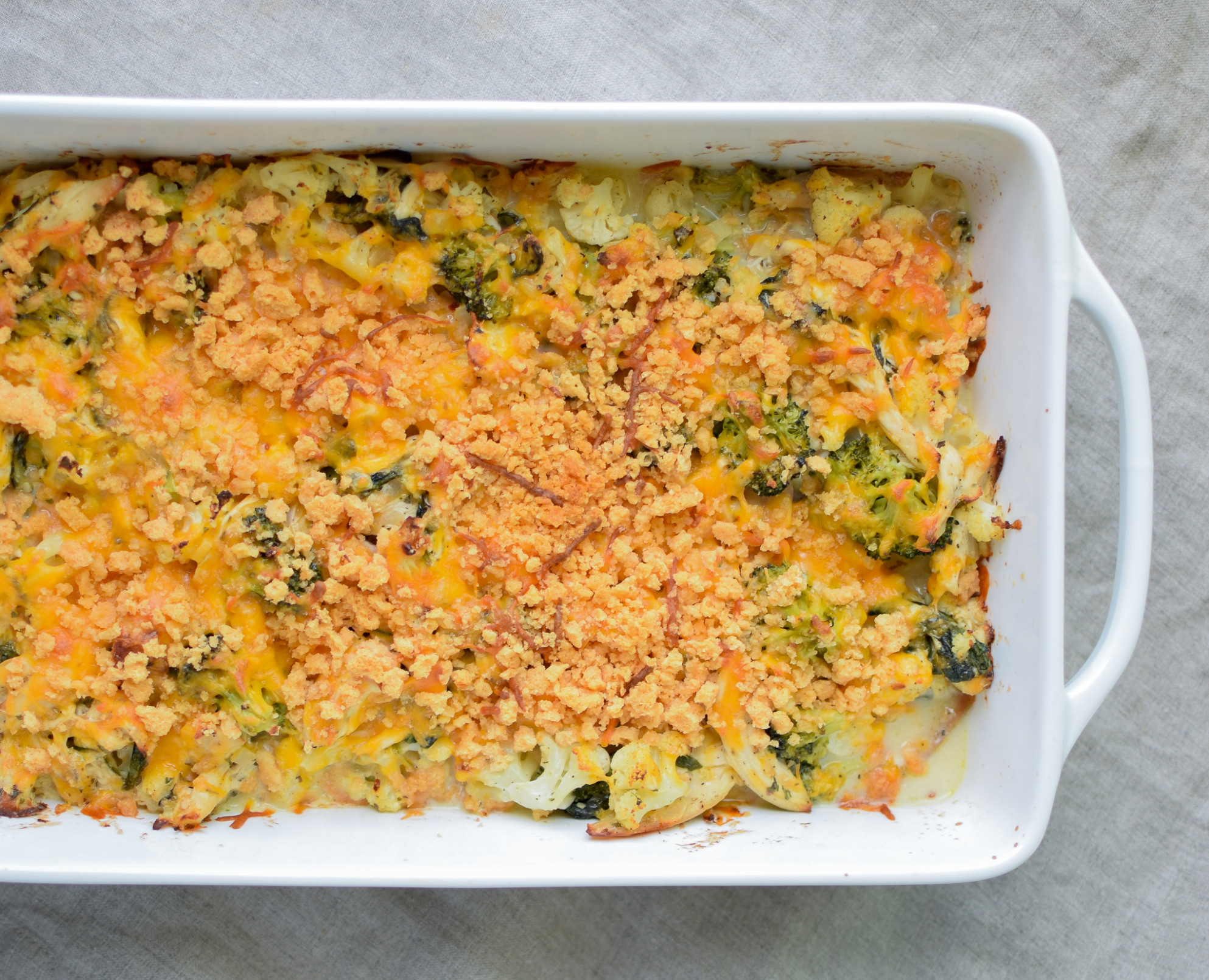 Veggie Loaded Rotisserie Chicken Casserole - Project Meal Plan
