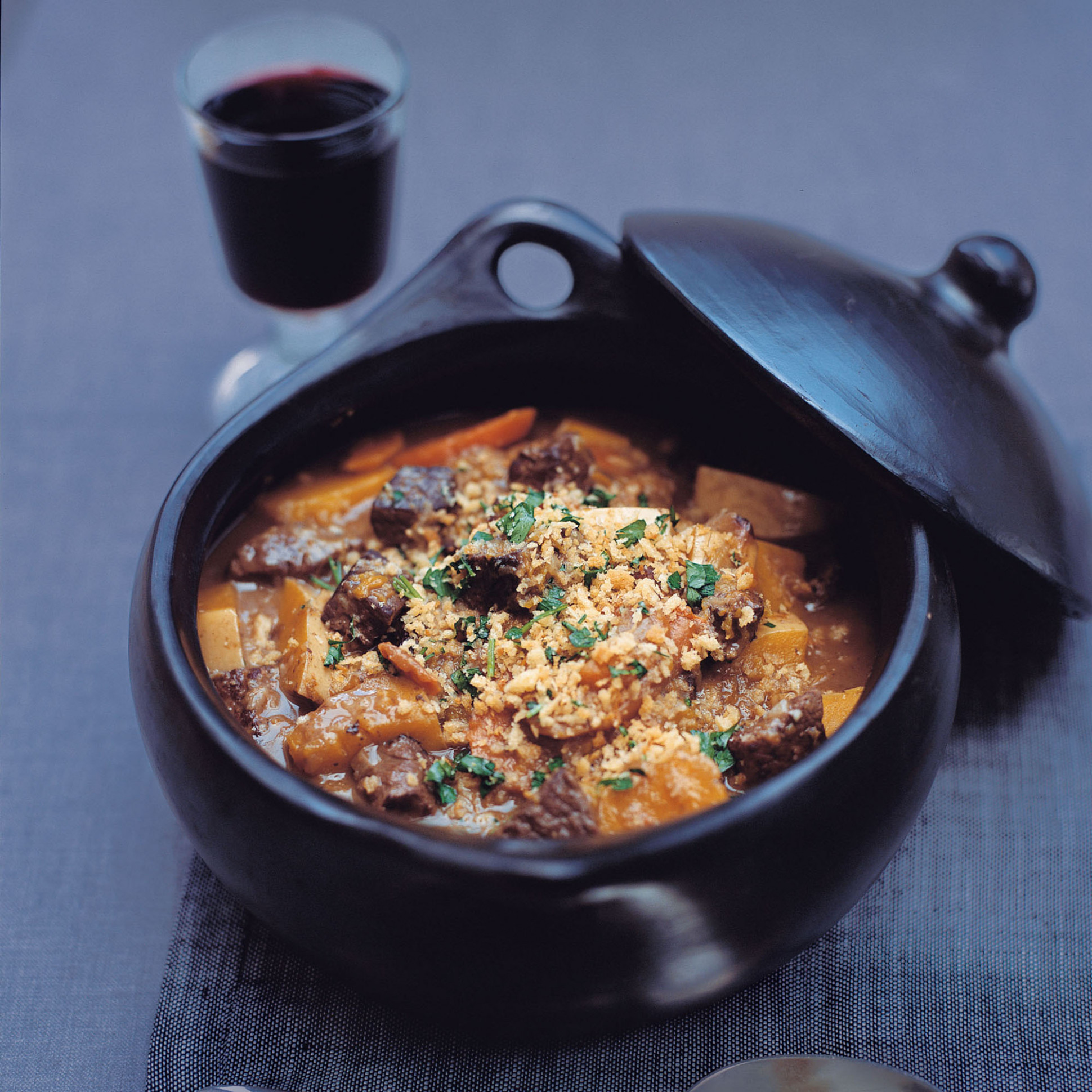 Venison and Butternut Squash Stew