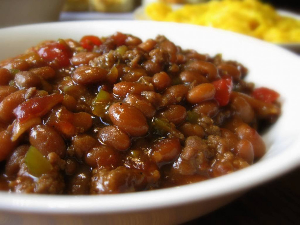 Venison Baked Beans - Deer Recipes