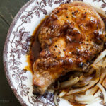 Vermont Maple Syrup Pork Chops Recipe | SimplyRecipes