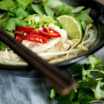 Vietnamese Pho Recipe: Chicken Noodle Soup