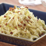 Warm Cabbage Slaw With Bacon Dressing – Recipe – FineCooking