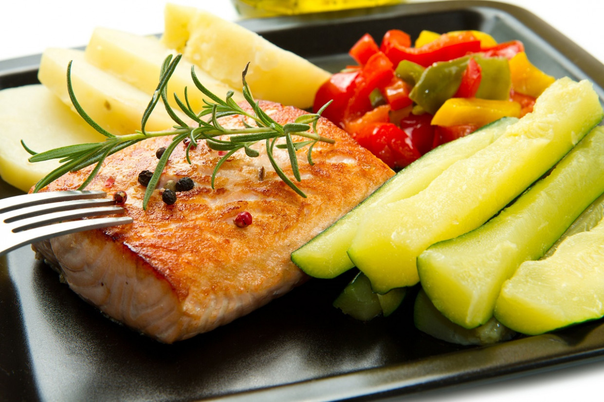 WatchFit - Salmon recipe for diabetics the whole family ...