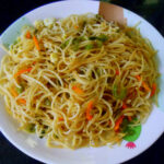 Weekend Lunch Sorted!!! How To Cook Egg Chicken Noodles