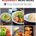 Weeknight Meal Ideas: 15 Easy Japanese Recipes | Food …