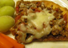 Weight Watchers Deep Dish Pizza Casserole Recipe   Food