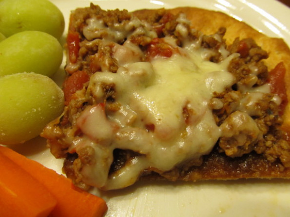 Weight Watchers Deep-Dish Pizza Casserole Recipe - Food
