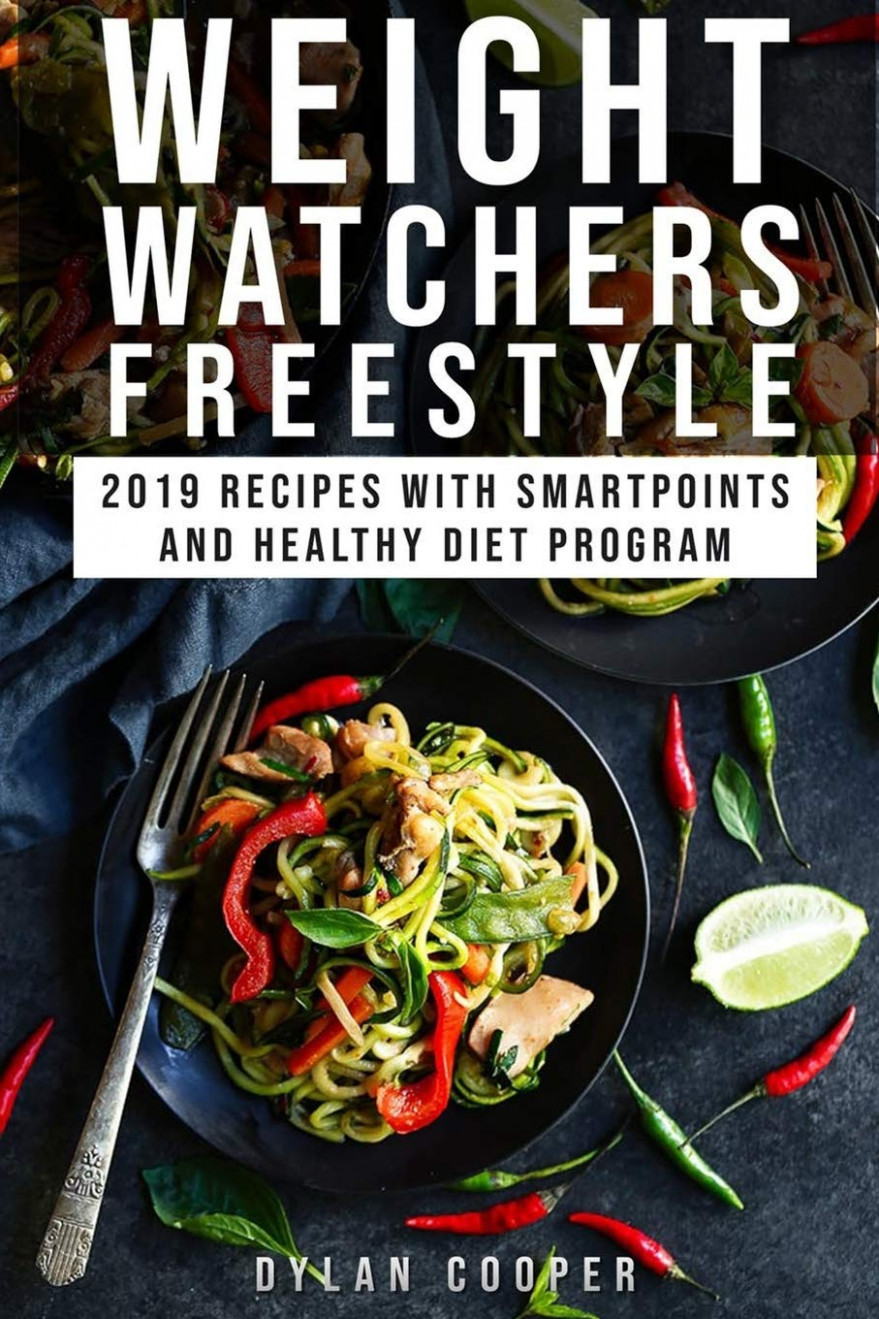 Weight Watchers: Freestyle 10 Recipes with Smartpoints and ...
