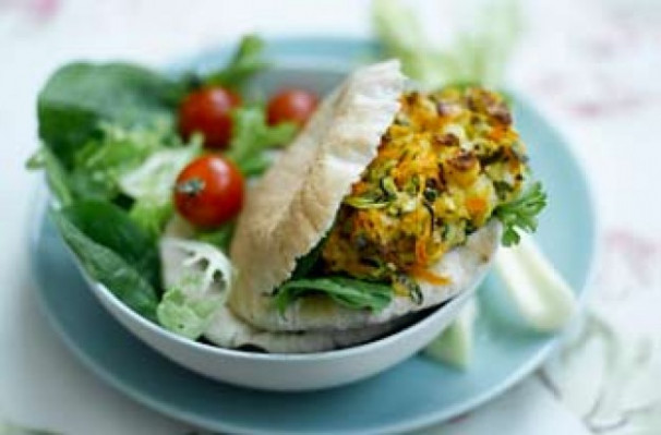 Weight Watchers halloumi burgers recipe - goodtoknow