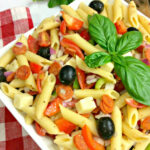 Weight Watchers Pasta Salad – Mess For Less