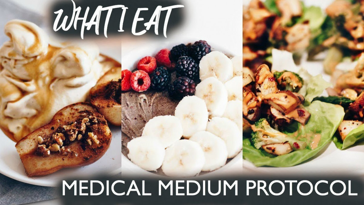 WHAT I EAT IN A DAY #11 ⎮ Medical Medium Protocol