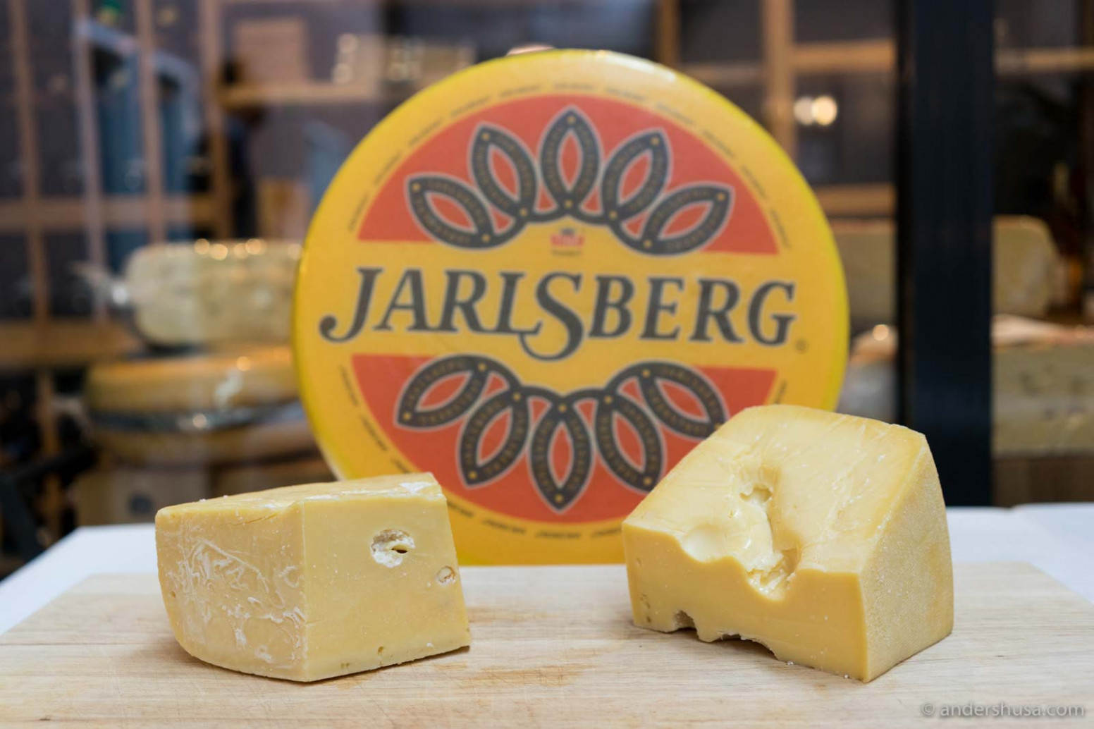 What is the Secret Recipe of the Jarlsberg Cheese? | Click ...
