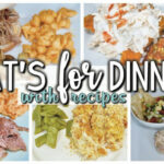 WHAT'S FOR DINNER   EASY DINNERS   COOK WITH ME   INSTANT …