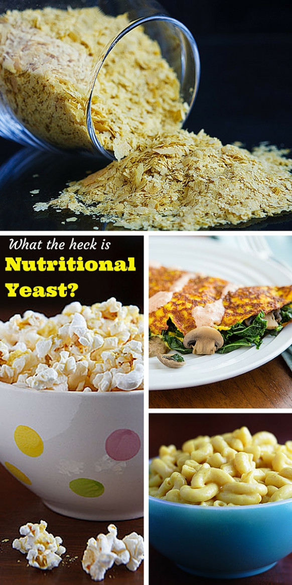 What the Heck is Nutritional Yeast? | Recipe from FatFree ...