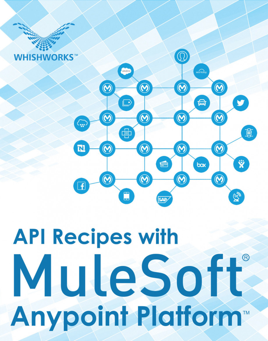 WHISHWORKS Announces 31 API Recipes for MuleSoft's ...