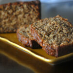 Whole Wheat And Oat Banana Bread | Angie's Nest