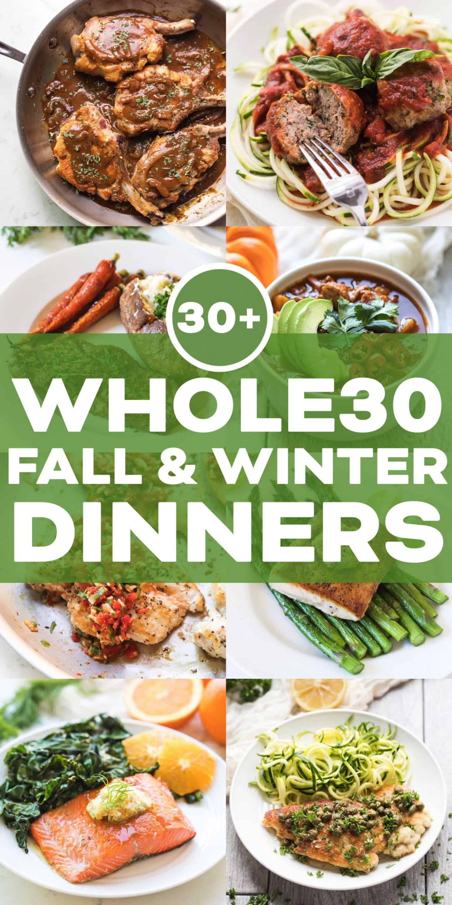 Whole10 Meal Plan :: 10+ Fall & Winter Dinner Recipes ...