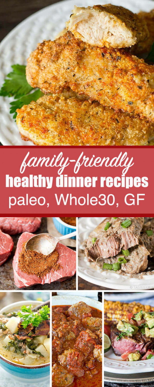 Whole30 Dinner Recipes {Easy & Delicious Whole30 Meal Plan ...