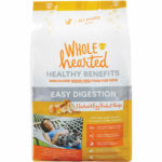 Wholehearted Healthy Benefits Easy Digestion Dry Cat Food …