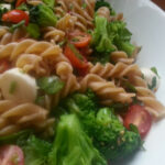 Wholewheat Pasta Salad Recipe – All Recipes UK