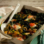 Wild Greens, Sucuk And Eggs Recipe : SBS Food