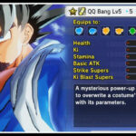 Xenoverse 2 Qq Bang Recipes | Kayarecipe