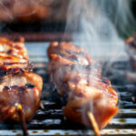 Yakitori Chicken With Ginger, Garlic And Soy Sauce Recipe …