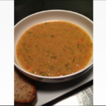 Yellow Lentil Soup Free PD Recipe – Protective Diet