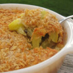 yellow squash casserole healthy