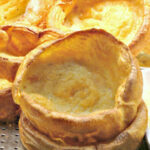 Yorkshire Pudding, a.k.a. popovers