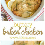 Yummy Dinner Recipes, Baked Chicken And Evaporated Milk On …