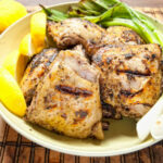 Zaatar Grilled Chicken | Paleo Leap