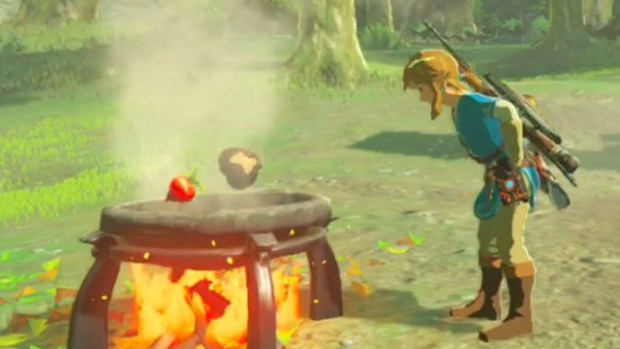 Zelda Breath of the Wild: How to master cooking and elixir ...