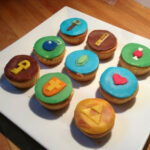 Zelda Cupcakes Idea | Must Try Recipes | Pinterest | Bento …