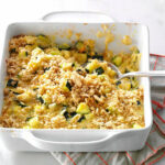 Zucchini & Cheese Casserole Recipe | Taste Of Home