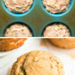 Zucchini Bread Protein Muffins | Amy's Healthy Baking