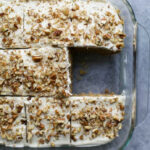 Zucchini Cake With Cream Cheese Frosting | Easy Healthy …