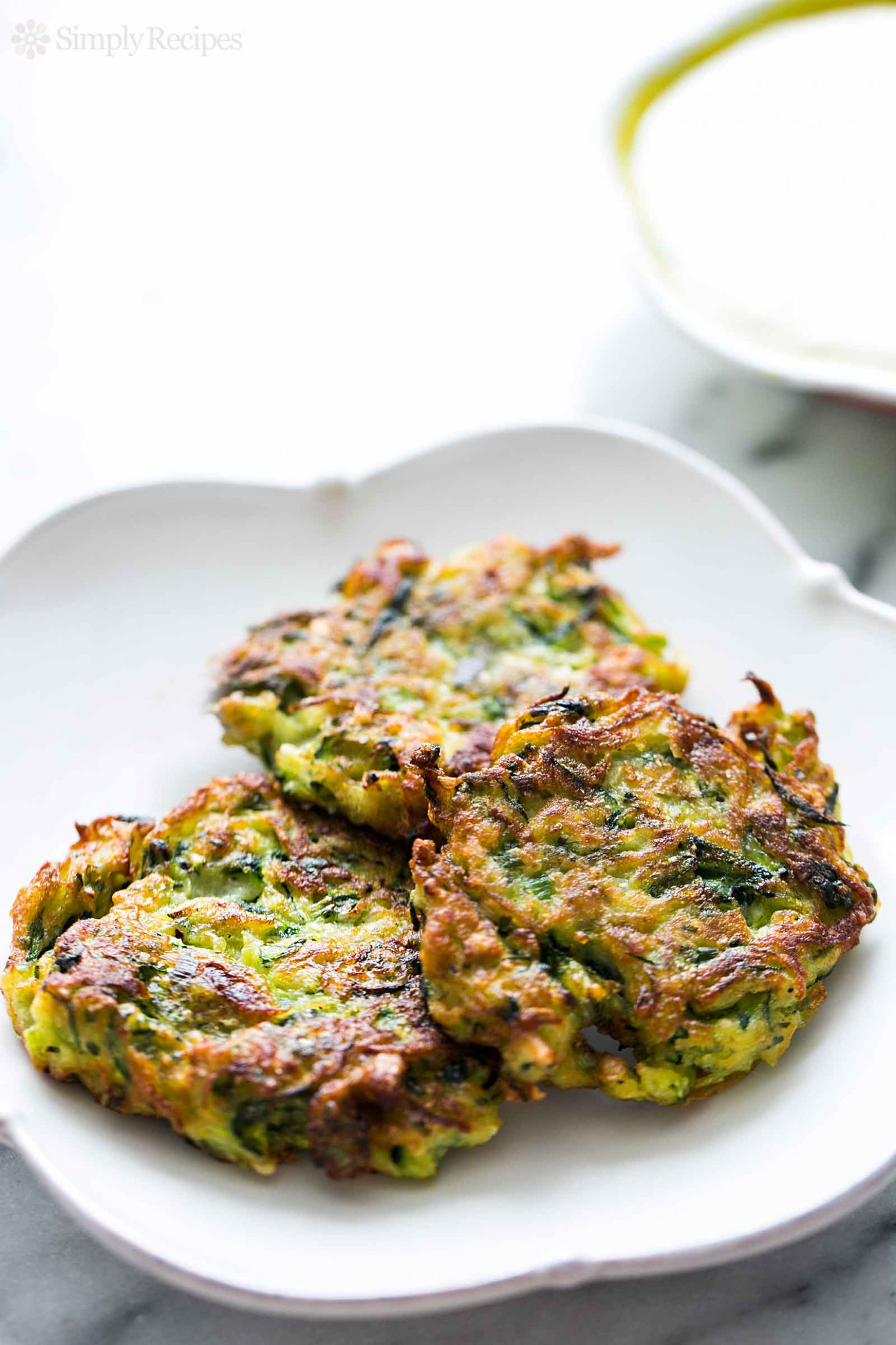 Zucchini Fritters Recipe | SimplyRecipes