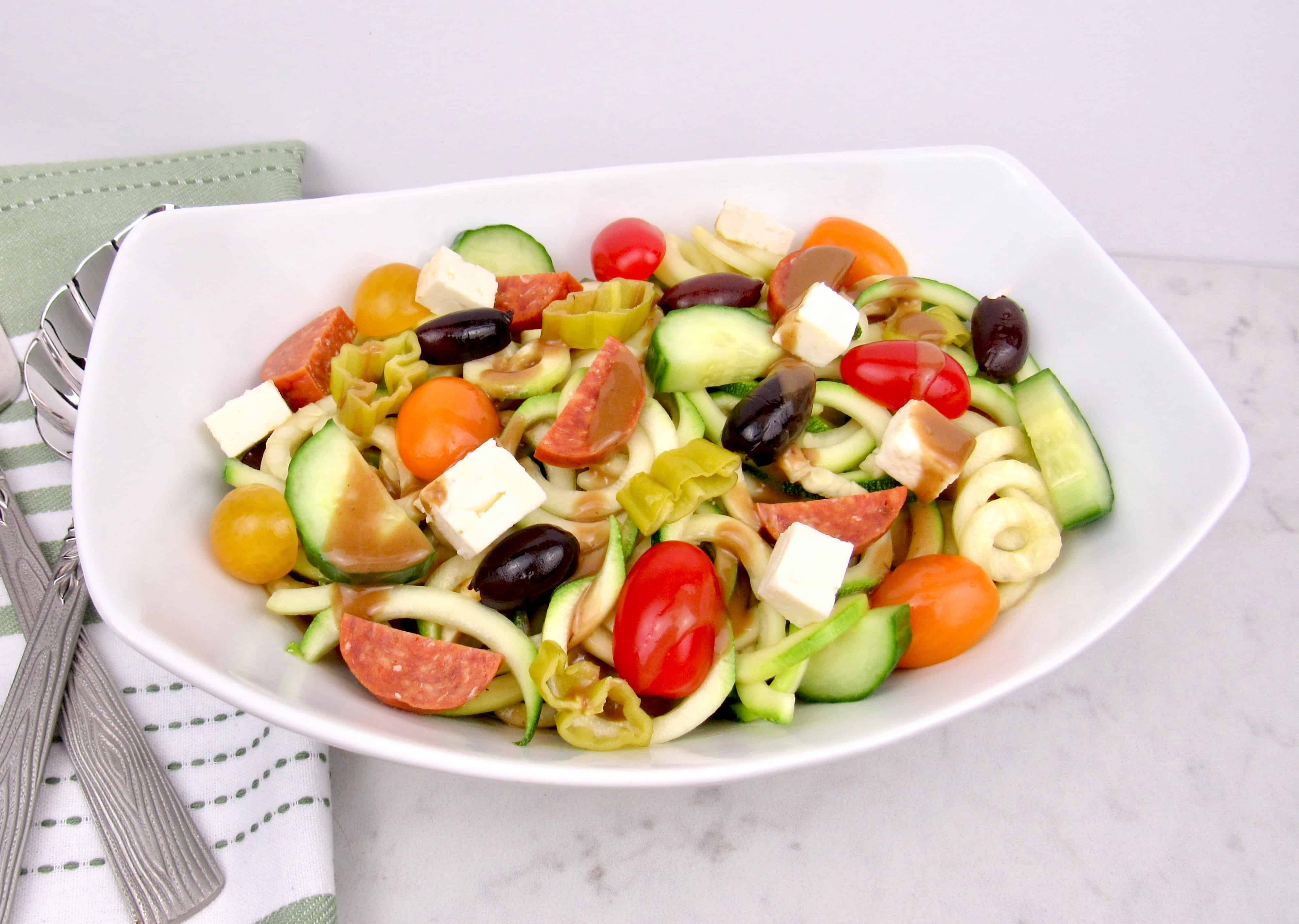 zucchini-recipes-pasta-salad