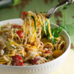 Zucchini Noodles With White Wine Sauce – The Pasta Shoppe