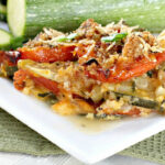 Zucchini Parmesan – Can't Stay Out Of The Kitchen