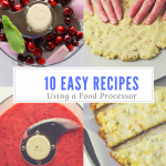 10 Easy Recipes To Make Using A Food Processor | Bloggers …