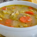 Chicken Soup Recipe — Dishmaps