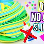 Diy Fluffy Slime Without Glue - Best Recipes Around The World