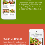 Foodie - Recipes Android App Source Code | Codester