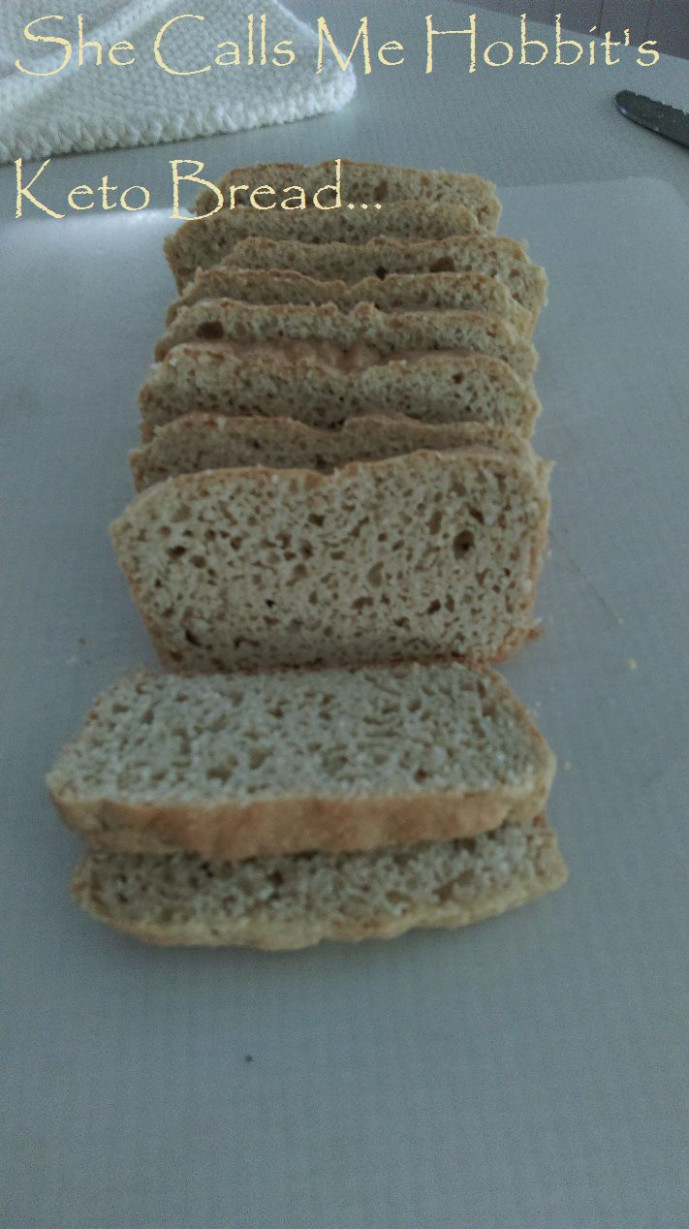 Hobbit's Keto Bread (great For Stuffing Too!)   Low Carb …